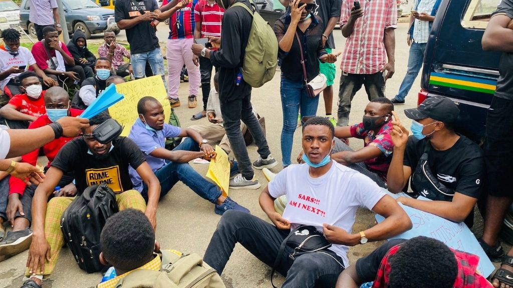 ENDSARS: Police Brutality Fuels Protests Across Nigeria and the Diaspora -  TechCity