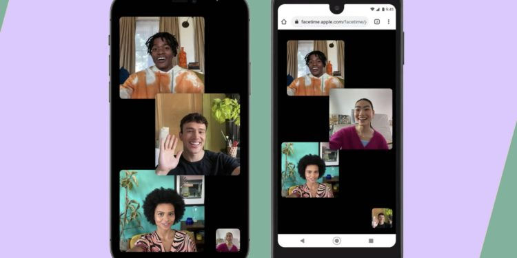 Apple's video chat feature, FaceTime, is coming to Android and Windows
