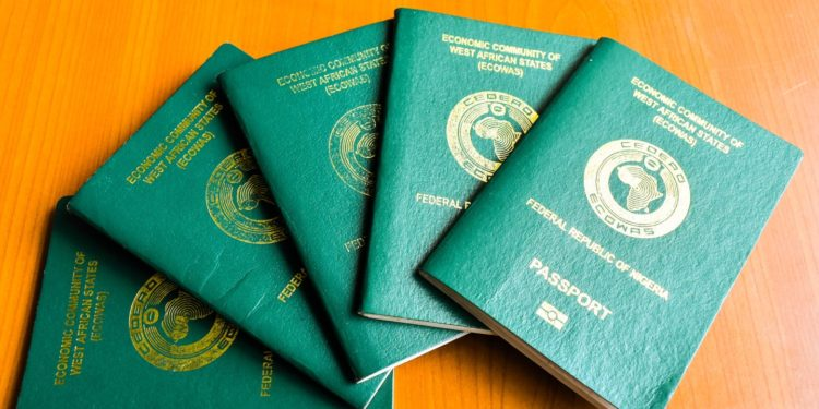 NIS Re-opens Passport Application Portal With Specified Rules